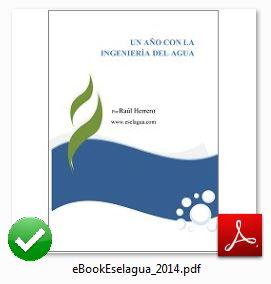 eBook un año con la ingeniería del agua