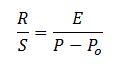 Fórmula SCS 1