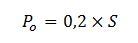 Fórmula SCS 3
