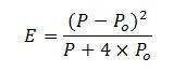 Fórmula SCS 4