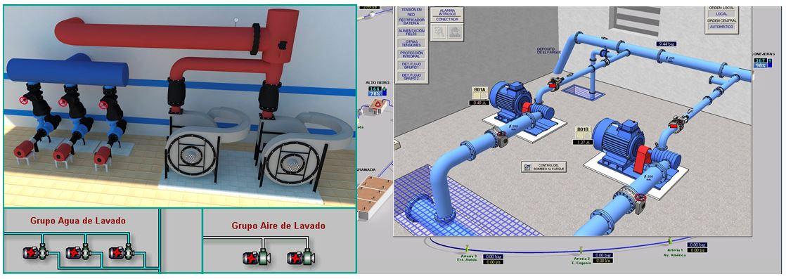 Instalaciones 3D