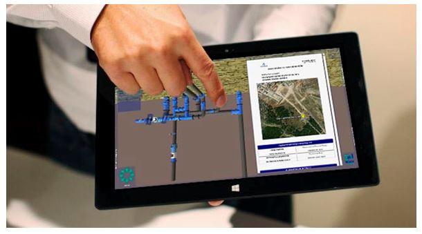 Demostración tablet 3D