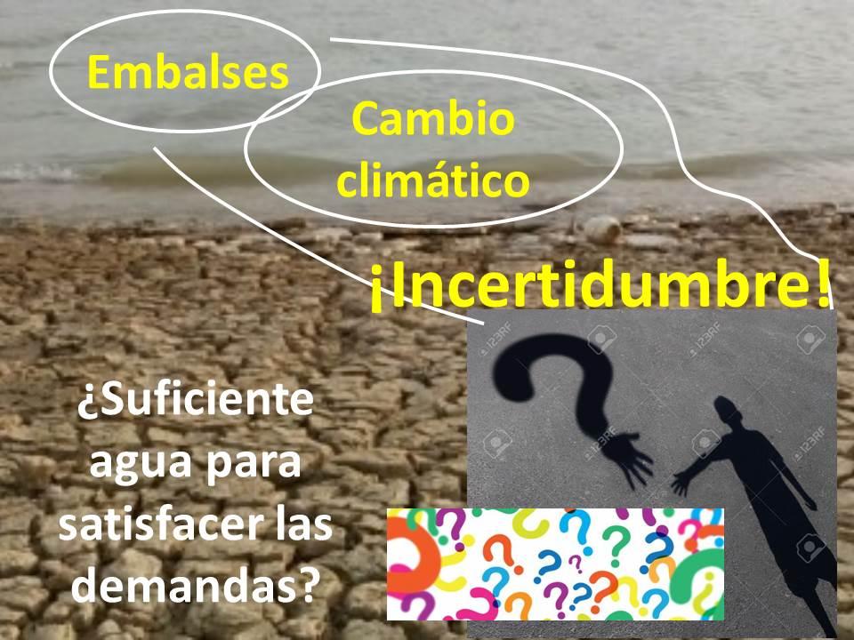 Incertidumbre y cambio climático