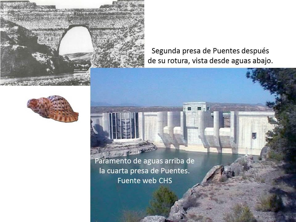 Presas de Puentes