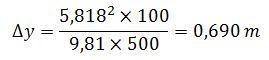 Cálculo sobreelevación en curva