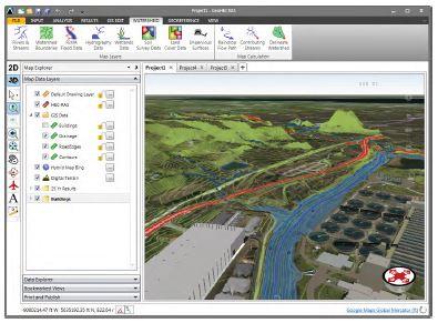 Vista 3D GeoHECRAS